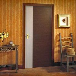 Laminate your doors with metal designs