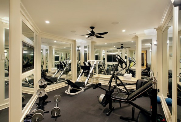 Charmant Its Time To Workout U2013 Home Gym Design Ideas