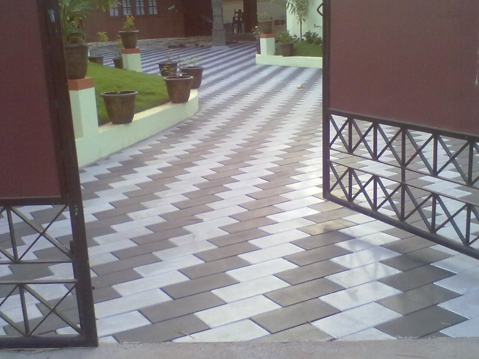 Why is exterior tiles important for a home Which is best tiles for flooring in india