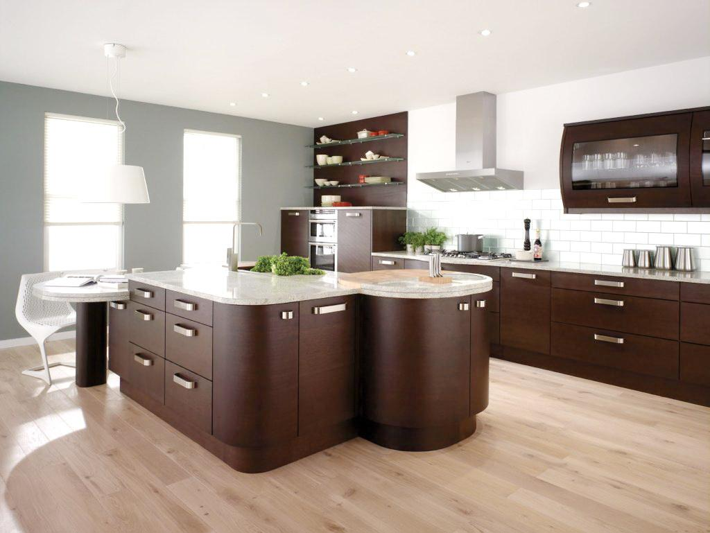 Modern kitchen styles - Contemporary Style Kitchen Cabinets Zitzat