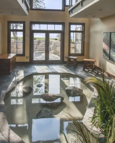 5 Indoor Water Fountain/Pools That You'll Actually Want In Your Home