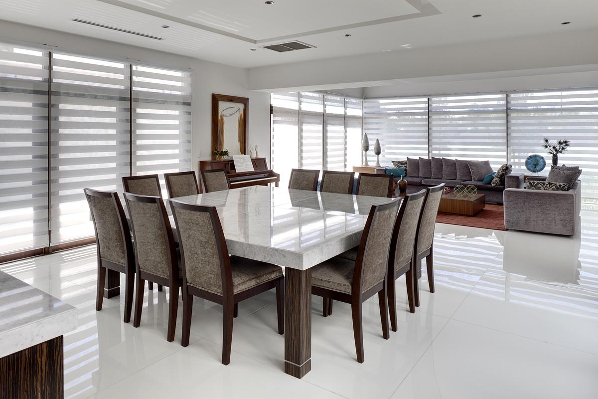 Elegant dinging room design ideas - Iluminacion para comedores ...