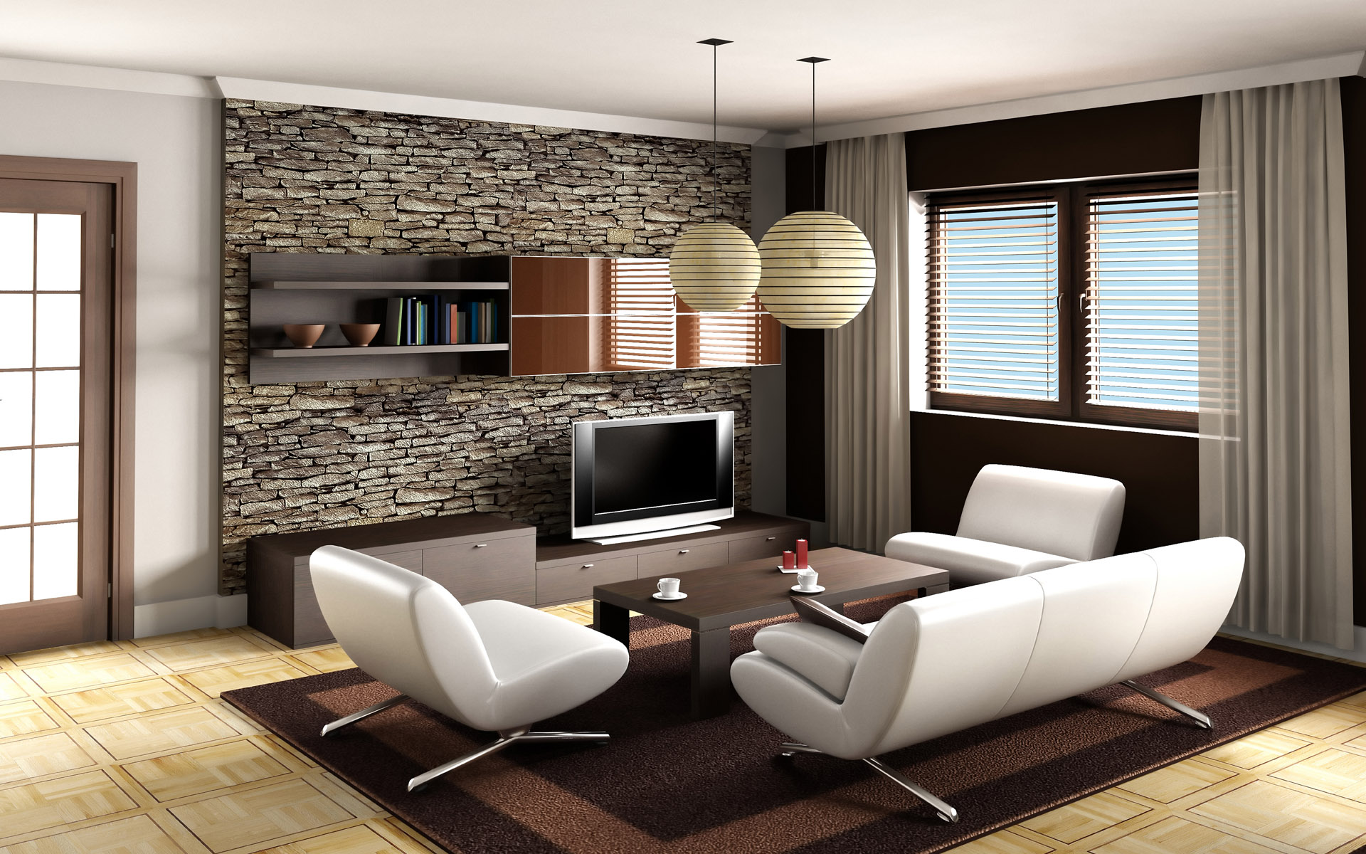 7 tips to decorate your living room worthily for Decorating your apartment