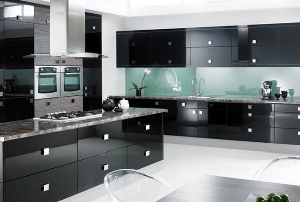 advance designing ideas for kitchen interiors - Kitchen Interior