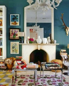 Eclectic Interior Designing Ideas