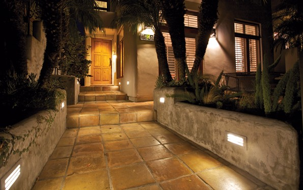 LED lights for interiors and exteriors