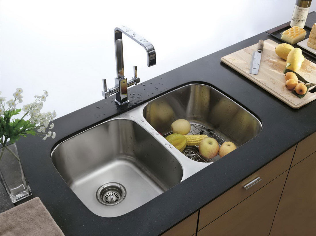Kitchensinks : Know more about your Kitchen Sinks