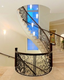 Make the best out of Wrought Iron furniture for Interiors & Exteriors