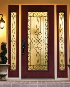 Glass doors for Interiors
