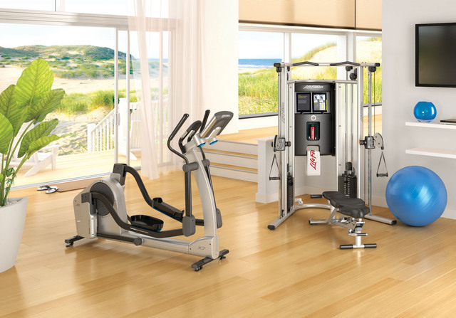 Home Gym Design: Home Gym Design Ideas