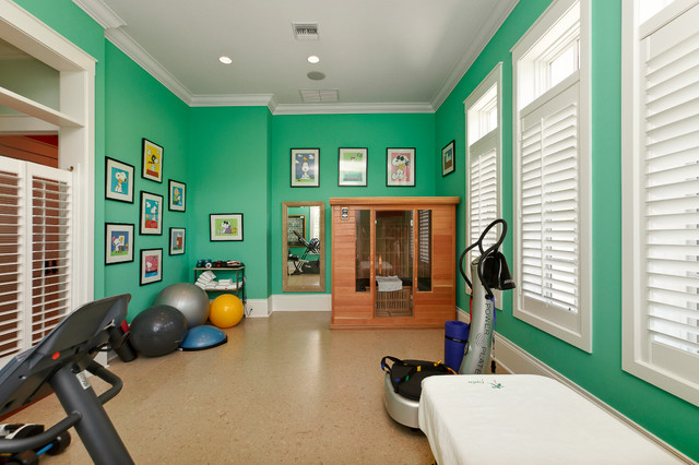 Make Your Work Out Sessions More Easy, Frequent And Regular With Home Gym.  Designing A Home Gym Is Not A Difficult Job; You Just Need To Segregate All  The ...