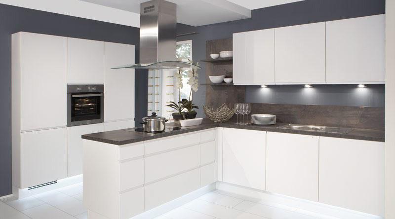 Kitchen Cabinets No Handles handleless kitchen cabinets - kitchen