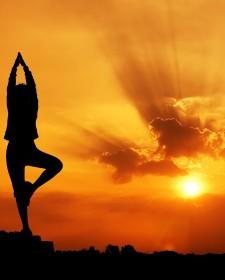 How to setup a professional yoga studio at home