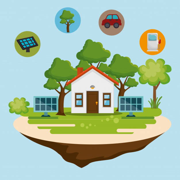 house-with-save-world-icon_24877-52919