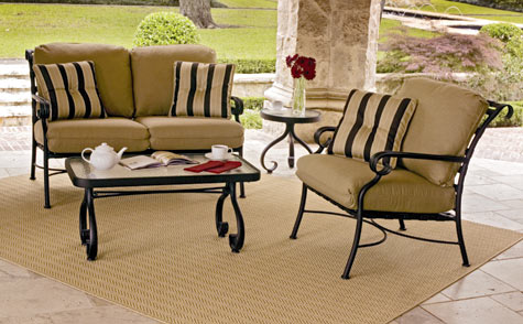 Superbe Make The Best Out Of Wrought Iron Furniture For Interiors U0026 Exteriors
