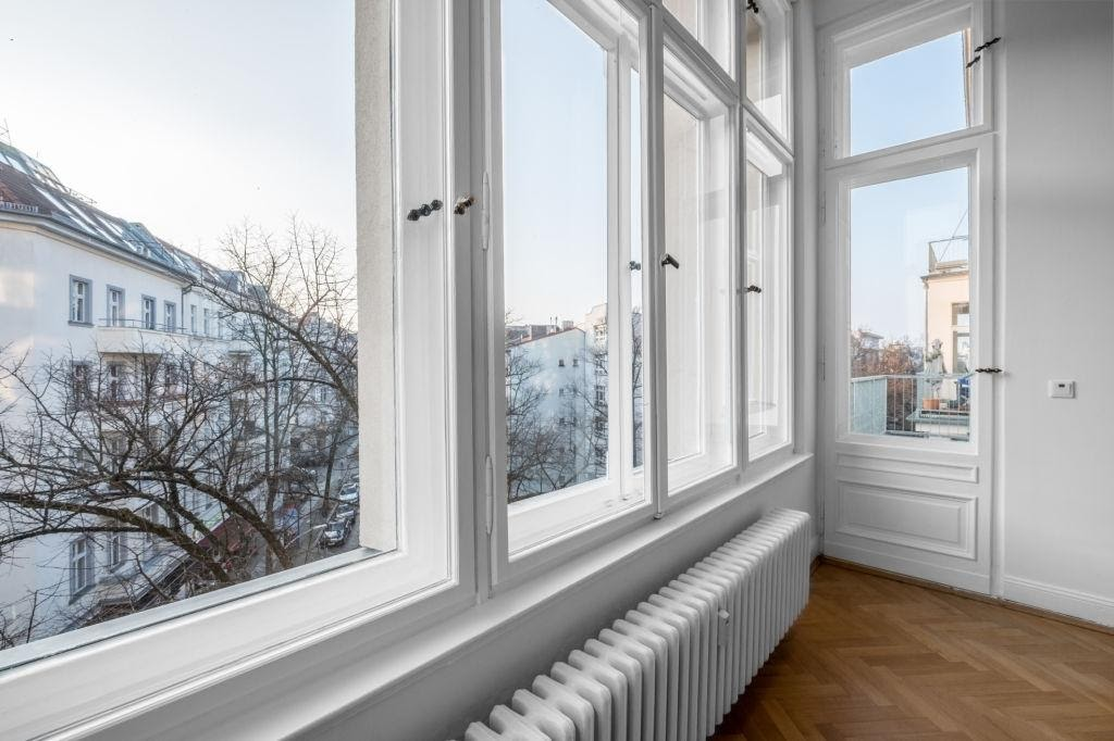 Ideal Home Having Double Glazed Windows that Serves Best for Energy Conservation