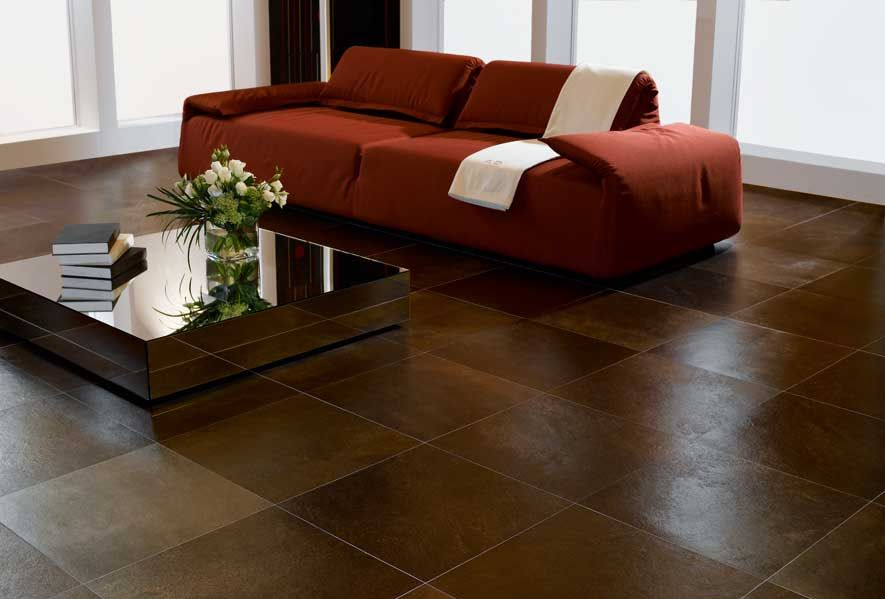 Flooring Ideas: Rubber Floor Tile ...