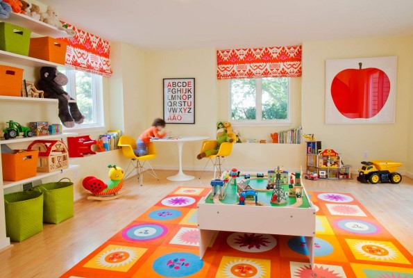 Kids playschool Interiors