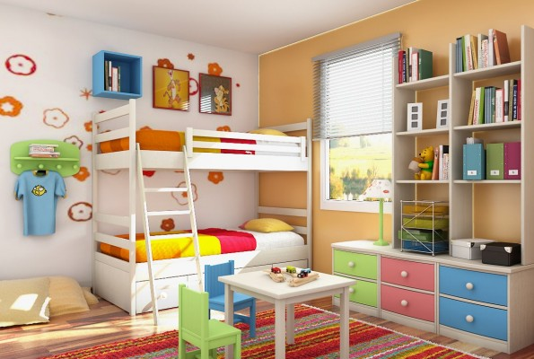 Childrens Room Designs