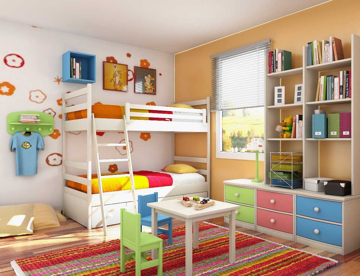 Childrenu0027s Room Designs