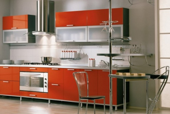 Enhance Your Kitchen with Attractive Kitchen Design