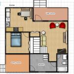 Importance of 2D floor layout in Interior Design