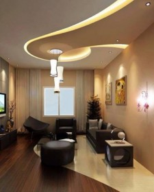What are the advantages or disadvantages of having a false ceiling