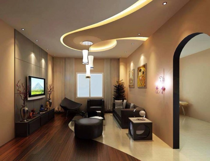 living room ceiling design.  What Are The Advantages Or Disadvantages Of Having A False Ceiling