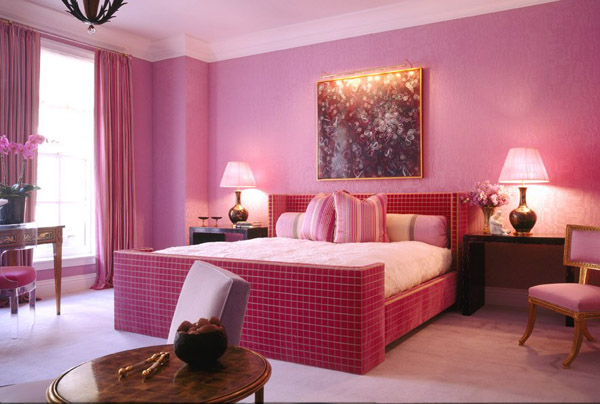 Monochromatic color theme for Interiors