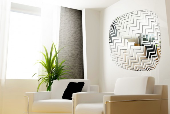 Mirrors to enhance Interiors