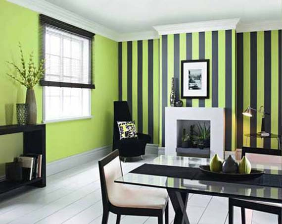Monochromatic Color Theme For Interiors