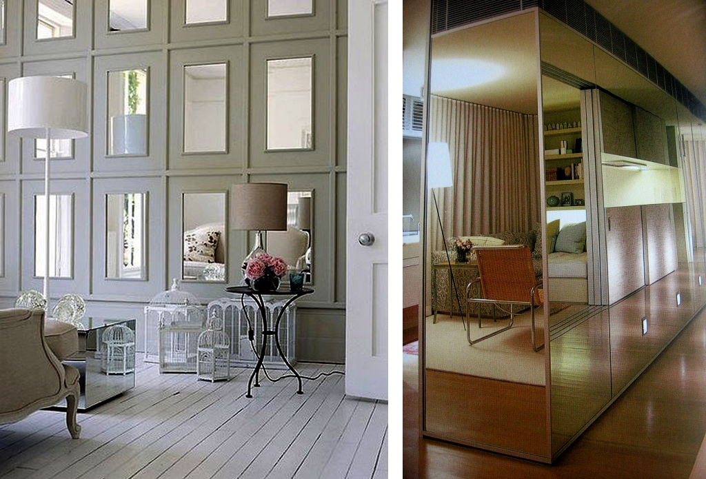 Mirrors To Enhance Interiors Design Visualize Your