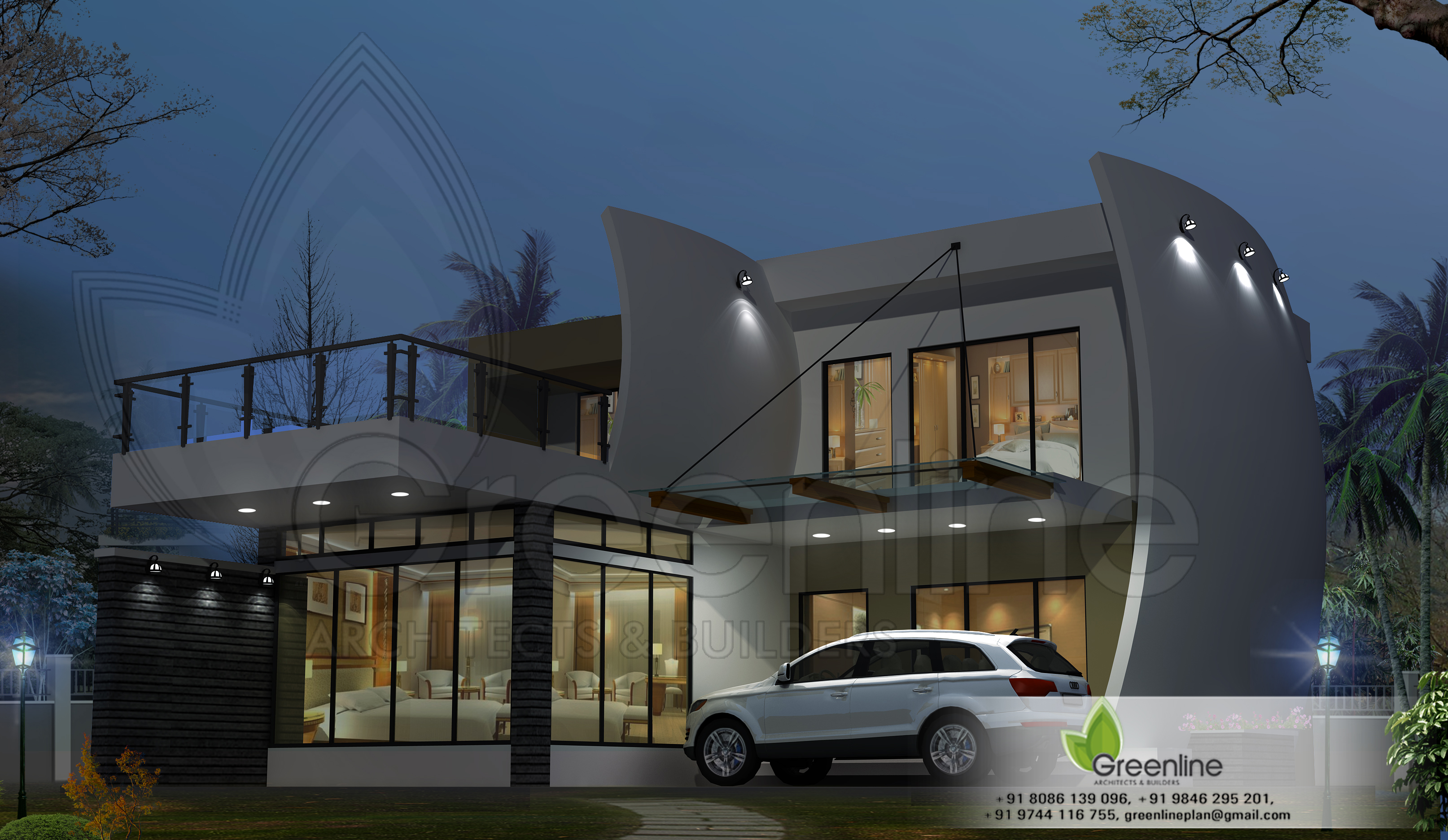 Greenline Architecture: Modern Contemporary Home Design By Greenline Architects