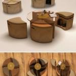 Multipurpose Convertible Furniture