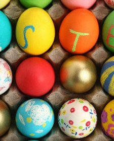 6 DIY Easter decorations for your Home