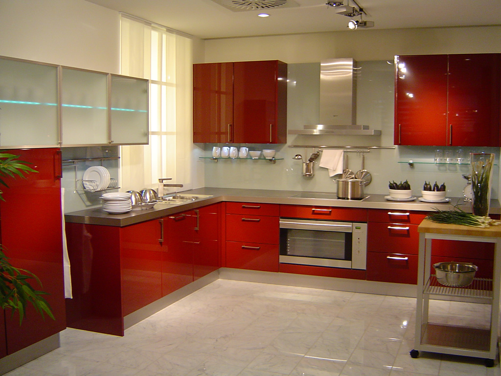 Modern Kitchen Cabinet Collections