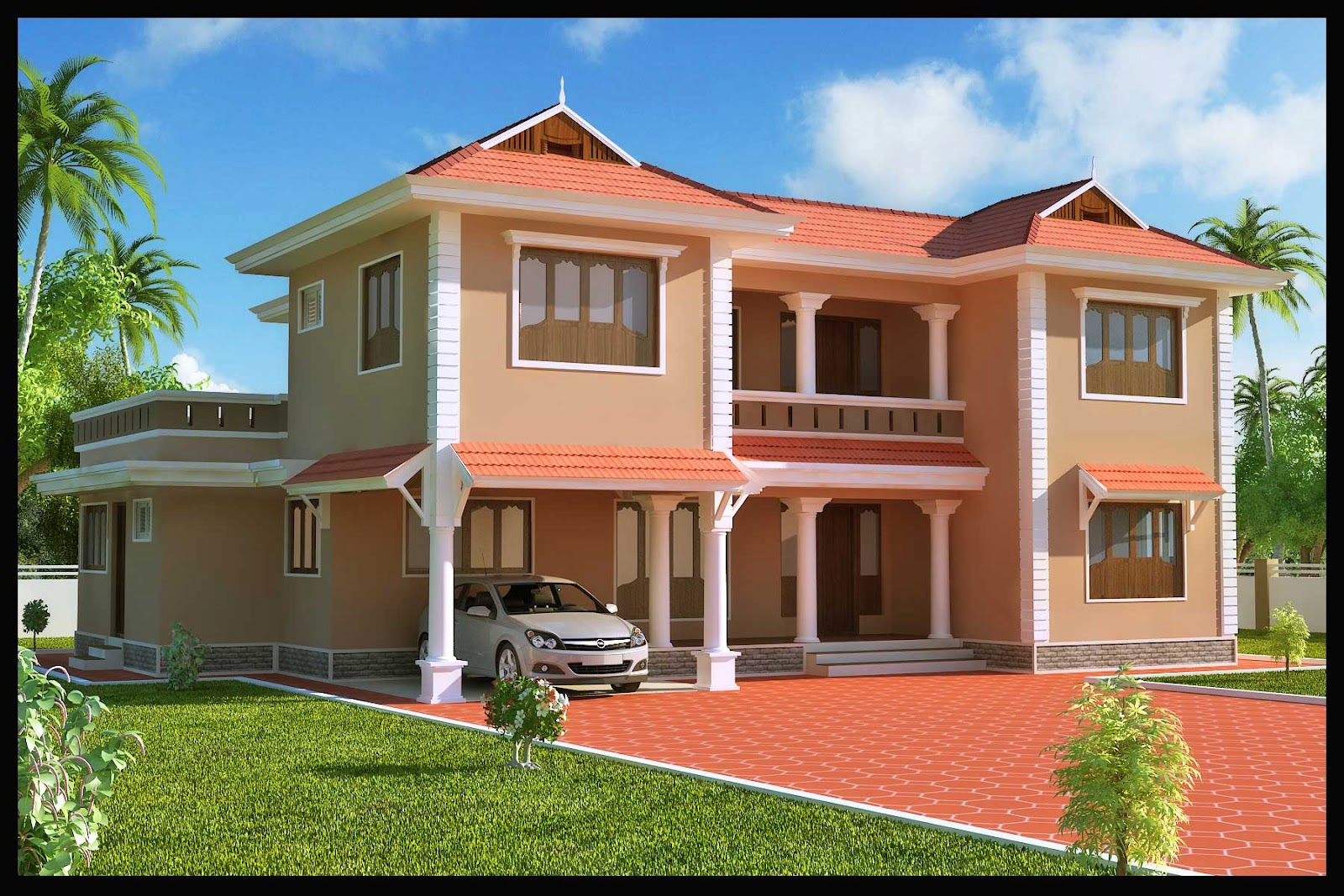 Why is vastu important for a home for Home design exterior ideas in india