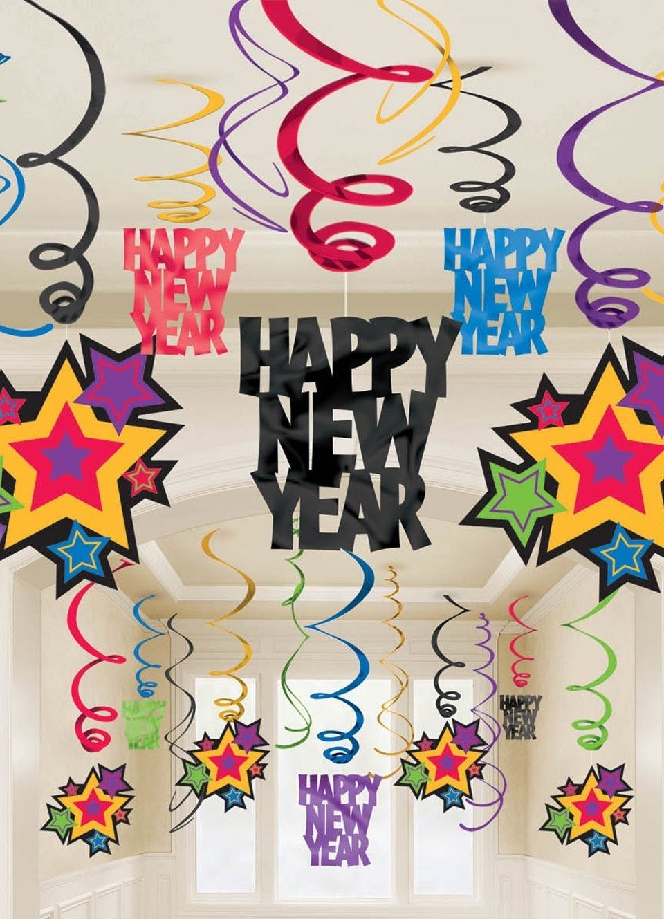 New year decorations ideas for your home design for Welcome home decorations for baby