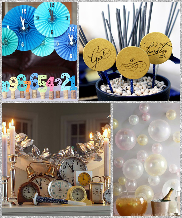 Exceptional New Year Home Decoration Ideas Part - 2: New Year Decorations Ideas For Your Home