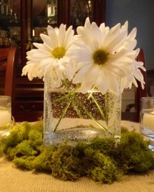 Flower decoration ideas for New Year