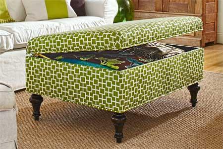 Ottoman multipurpose furniture for interiors