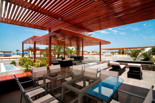 Open terrace design ideas for Open terrace restaurants