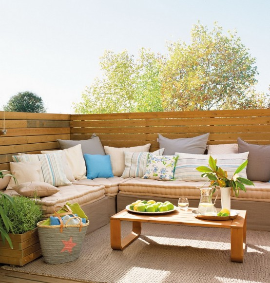 Open terrace design ideas
