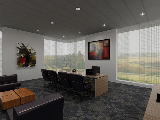 Md office interior design for Office cabin interior