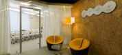 Yandex Modern Office Design by Za Bor Architects 04 Small Waiting Room