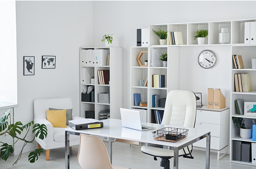 How to Set Up a Comfortable Office at Home