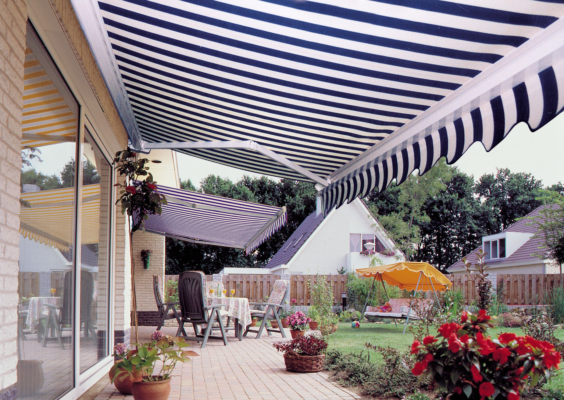 Awnings & Canopies - Types and Designs