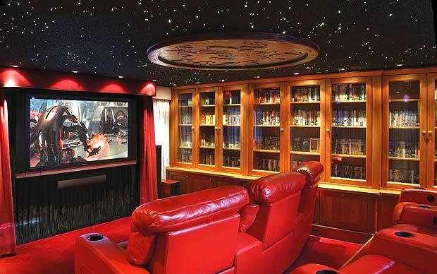 Take a look at this photo design veranda photo - Home Cinema Designs And Ideas