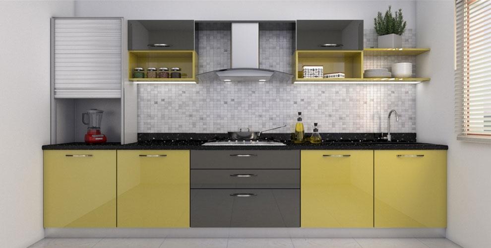 10 Trendy Modular Kitchen Designs Ideas For Small Kitchens