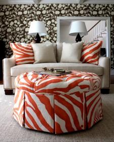 Ottoman – multipurpose furniture for interiors